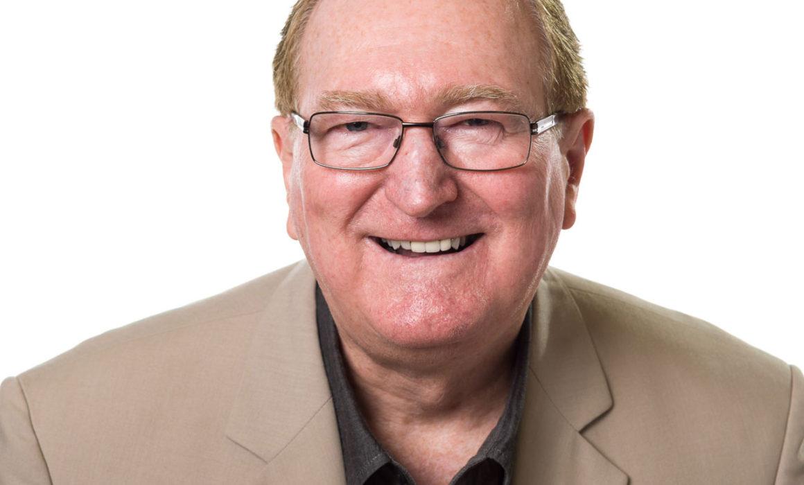 Steve Clark portrait