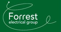 Forrest electrical group logo